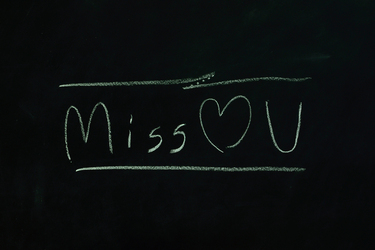 Vorlage Miss-you